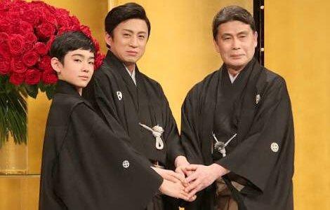 市川染五郎の子供時代がかわいい!父親や母親などの家族も調査!