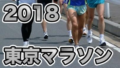 東京マラソン2018の第一京浜の交通規制時間は?迂回ルートも調査!