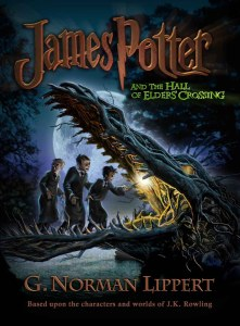 James Potter & the hall of the Elders' crossing