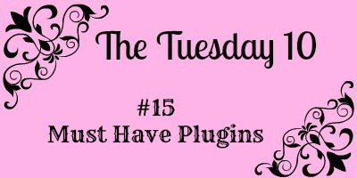 The Tuesday 10 #15