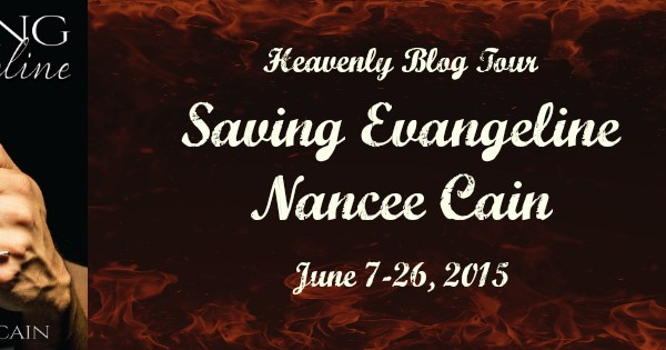 [Blog tour] Saving Evangeline by Nancee Cain