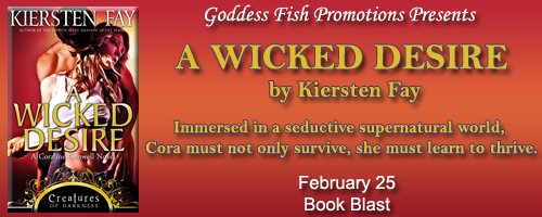 [Book Blast] A Wicked Desire by Kiersten Fay