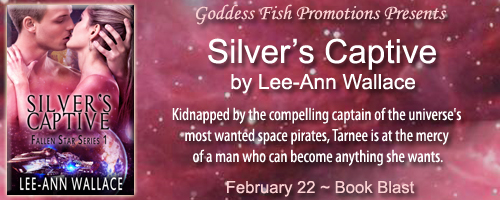 [Book Blast] Silver's Captive by Lee-Ann Wallace