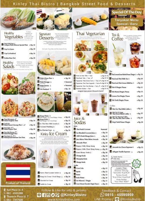 thai food medan