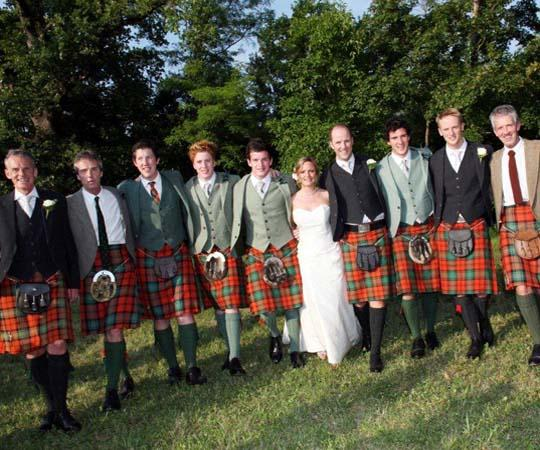 Traditional Kilts For Men