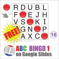 ABC Bingo - Digital