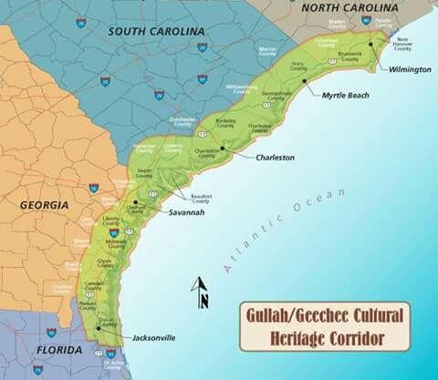 Gullah/Geechee Cultural Heritage Corridor