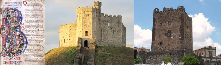 French Castles English history