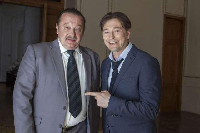 Завершились съемки «Шпиона» с Сергеем Безруковым в роли двойного агента