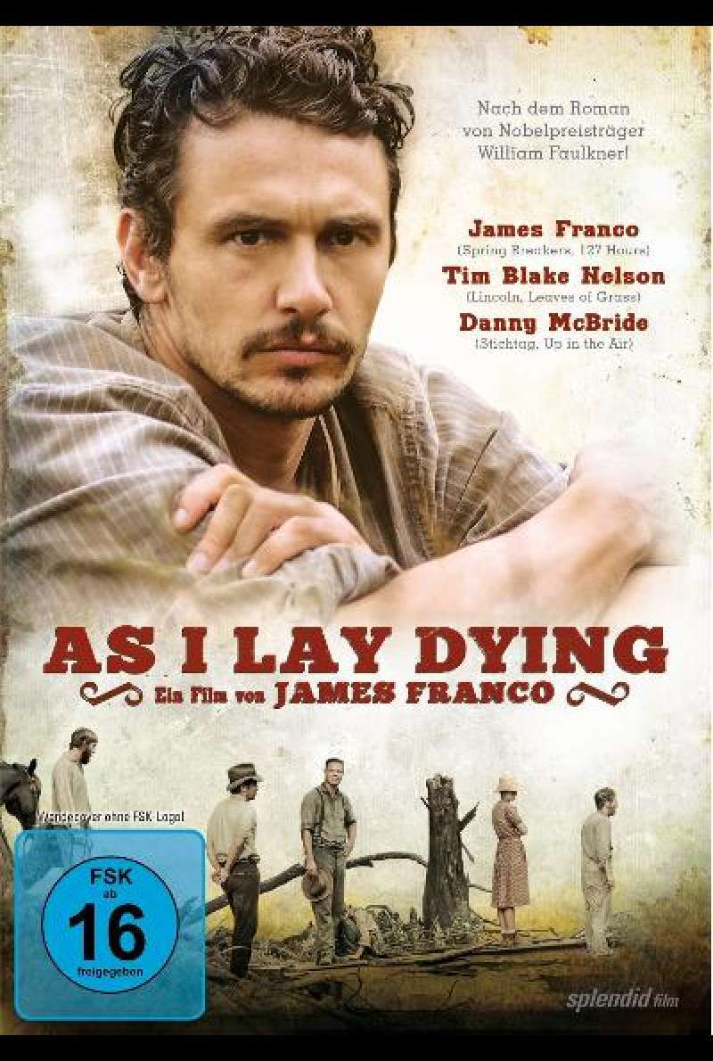 I Lay Dying Dvd Cover