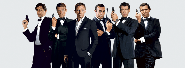 James Bond Darsteller