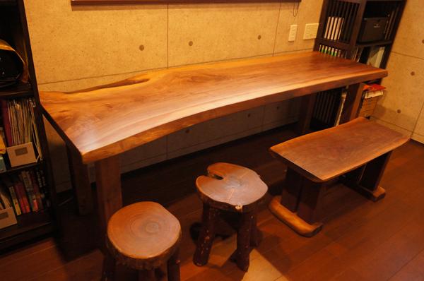 木一枚板机