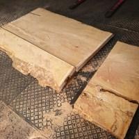 栃の木加工