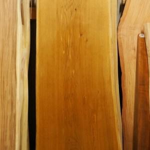 ナラの木一枚板天板