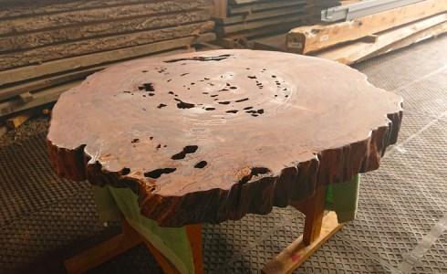 屋久杉の板