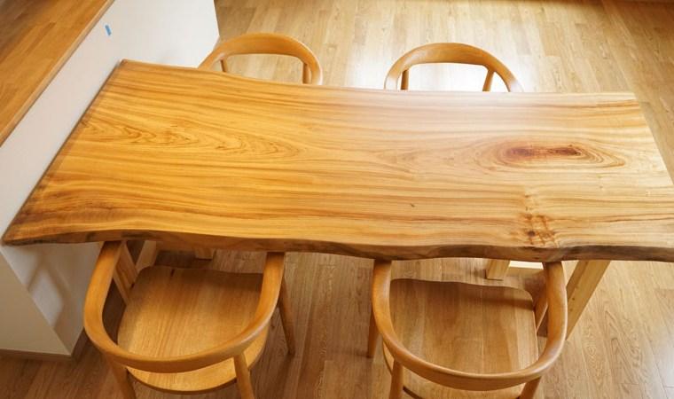 楠天然木一枚板