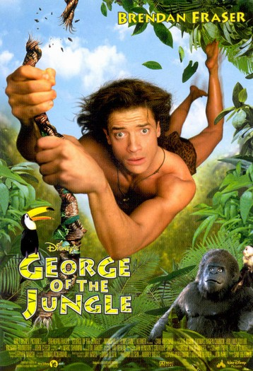 Джордж из джунглей George of the Jungle