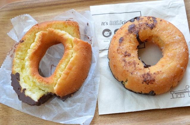 ドーナツの比較