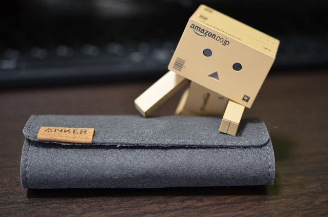 Anker USBケーブル