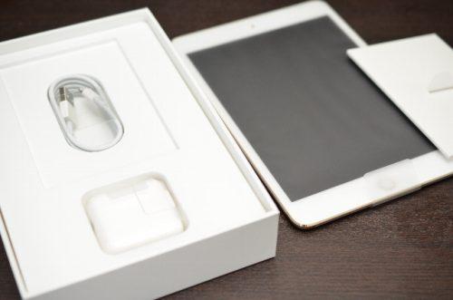 iPad mini4の中身