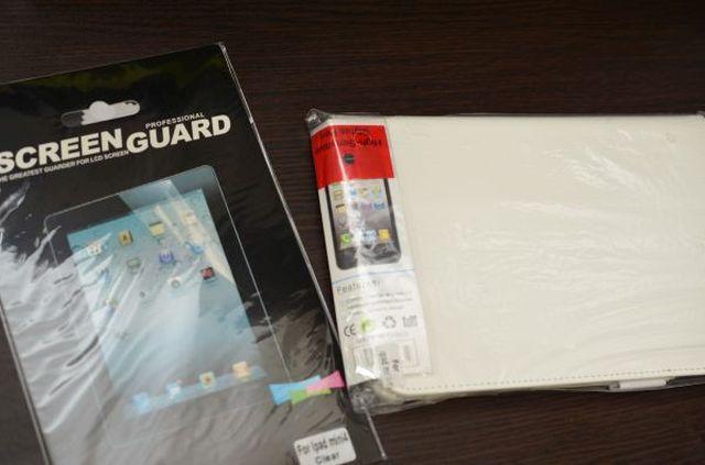 iPad mini4のカバー