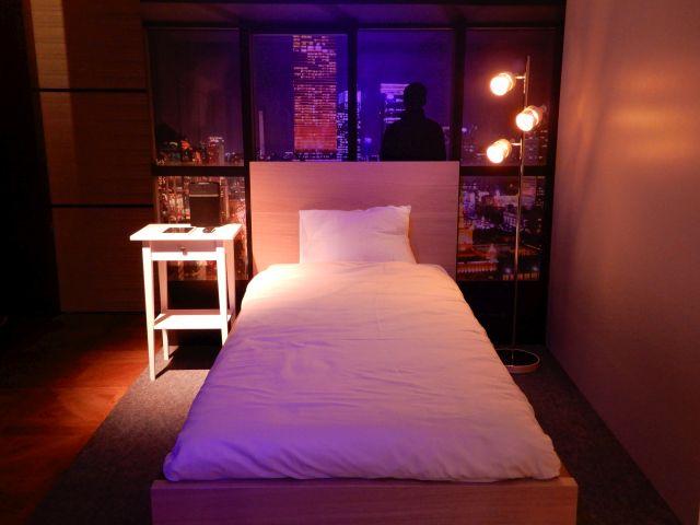 寝室にBoseのサウンドタッチ10