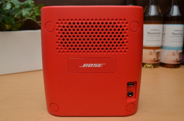 Bose SoundLink Color Bluetooth speakerレッド