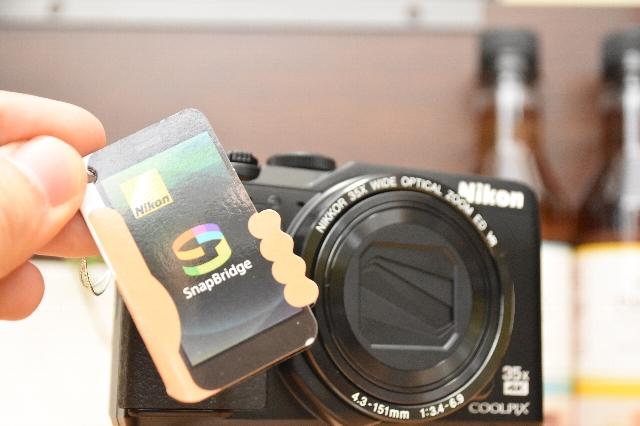 Nikon クールピクス A900の接続