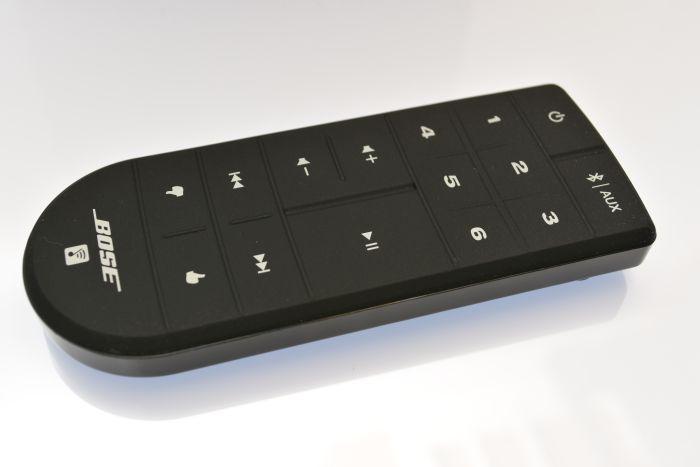 Bose soundtouch10のリモコン