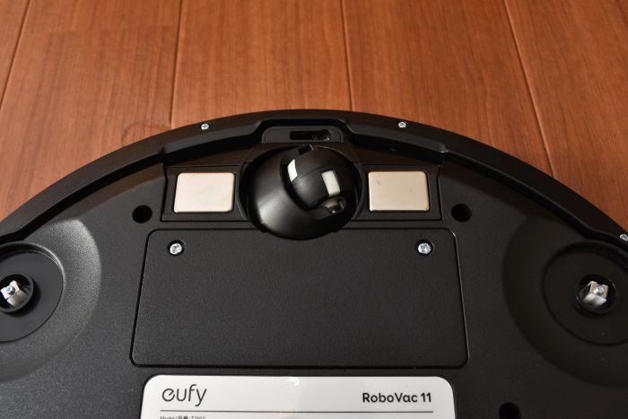 Anker eufy RoboVac 11の回転ホイール
