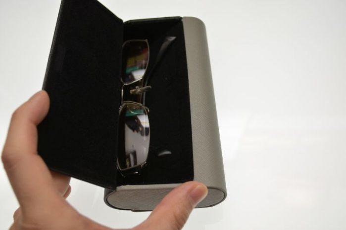 名古屋眼鏡のメガネケース