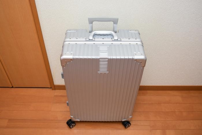 タビトラのスーツケースMサイズ