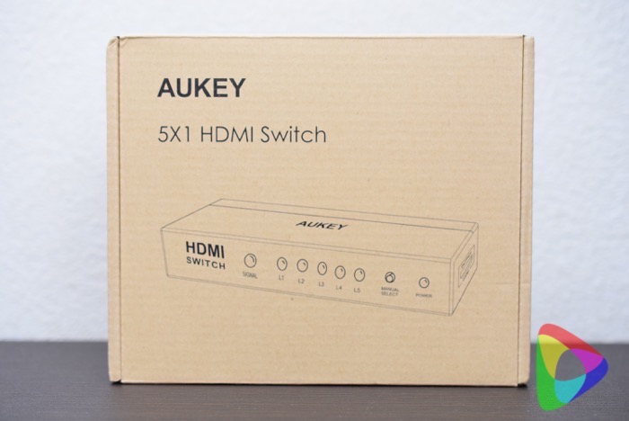 AUKEY HDMI切替器