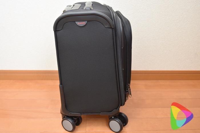 クロース(Kroeus)出張向けスーツケース