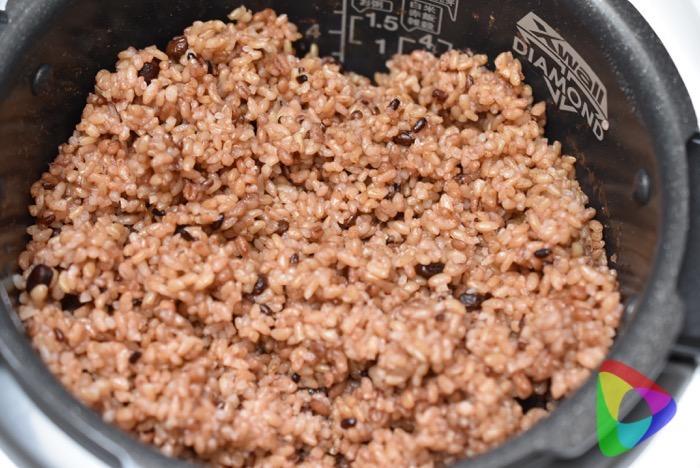 なでしこ健康生活 玄米酵素ご飯 作り方97時間後