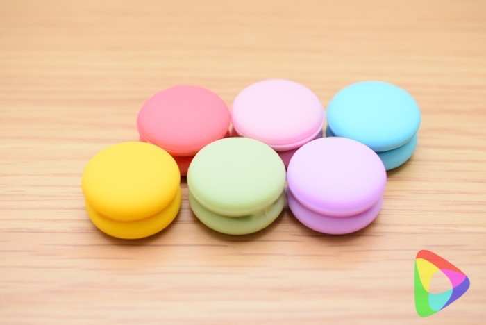 cheero Cable Macarons (6色セット)