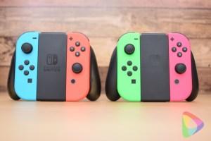 Nintendo Switch スプラトゥーン2セットの違い