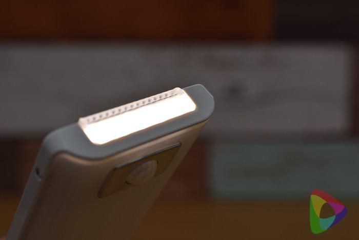 人感センサー付きLEDライト(800-LED018)