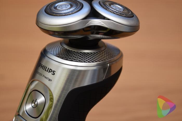 フィリップス ウェット&ドライ電気シェーバーS9000プレステージ