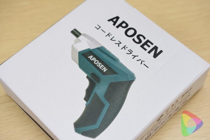 APOSEN 電動ドライバー