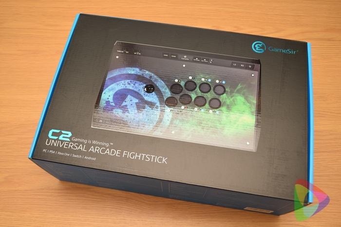 GameSir C2アーケードコントローラー