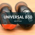 Westone IEM WST-B30