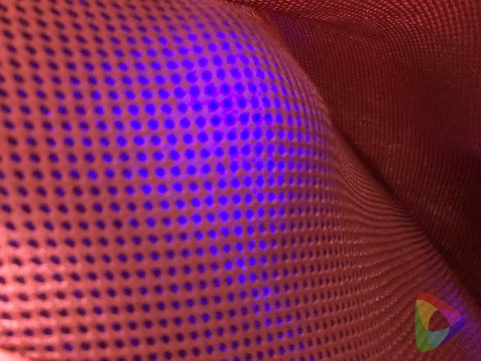 MS-04のモミ玉の光