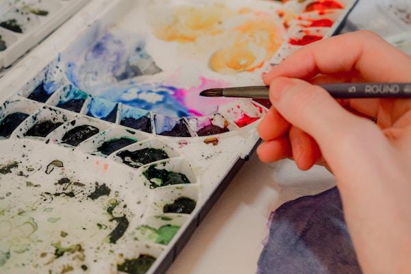 アナログで絵を描くときの道具