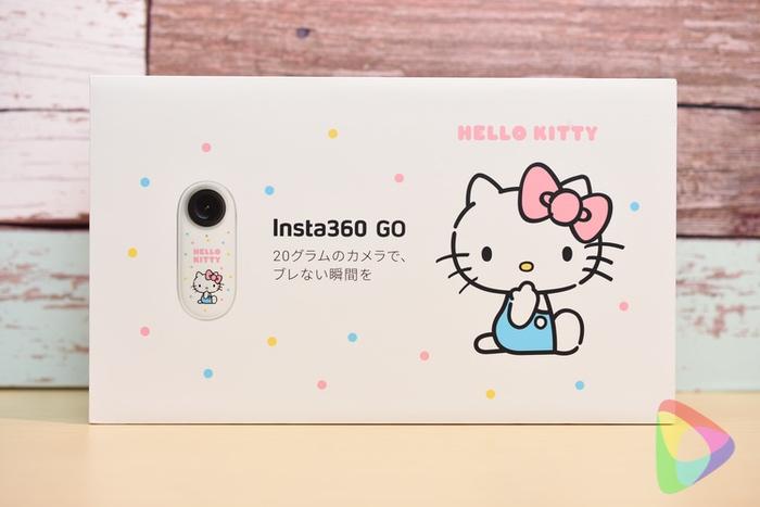 Insta360 GO ハローキティ特別版
