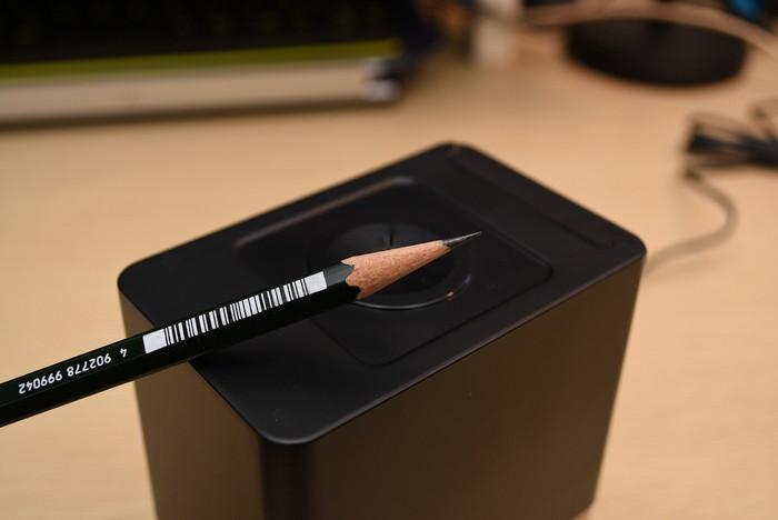 ケズリ君「鉛筆削り」