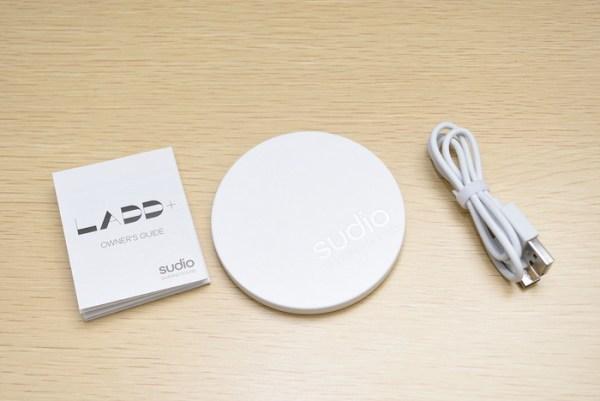 Sudioのワイヤレス充電器「LADD+」