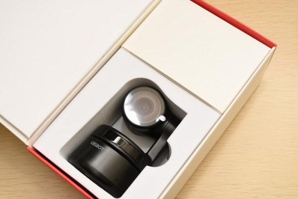 WEBカメラ「OBSBOT Tiny」