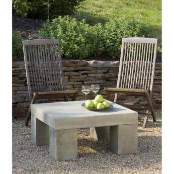 cast stone outdoor tables kinsey