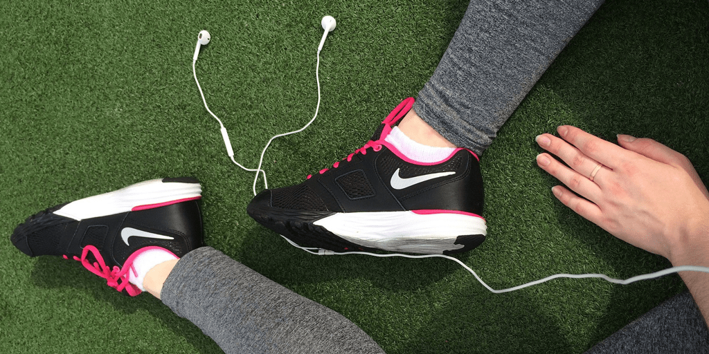 Running without music can be scary at first, but you'll learn to love it.